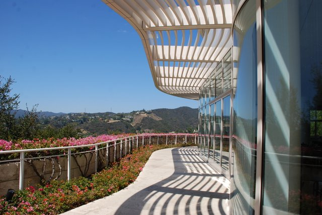 Getty Center L.A.